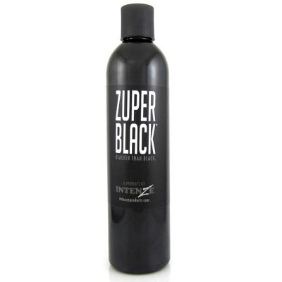 Intenze Zuper Black Tattoo Ink
